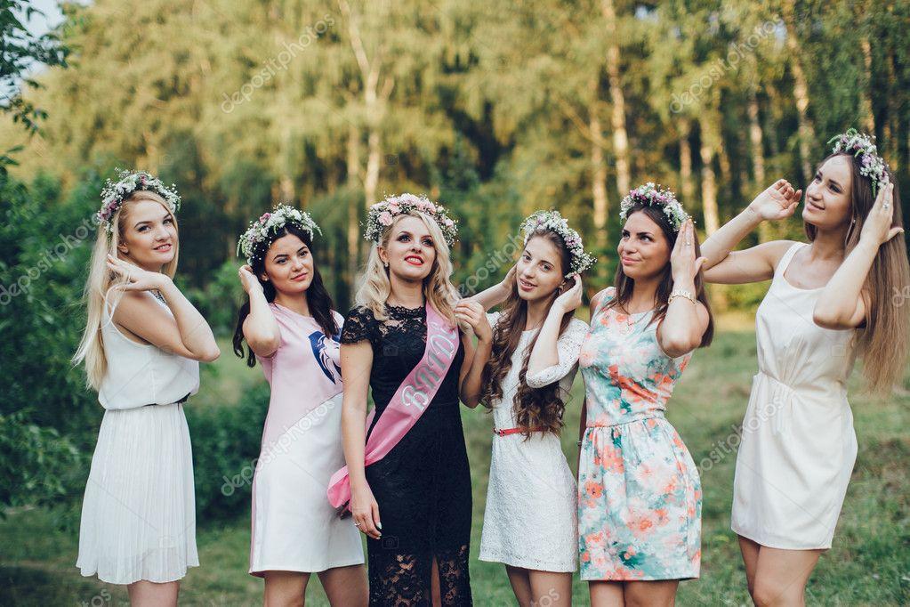 Hen Party Before Wedding Stock Photo C Anatoliycherkas 127431496