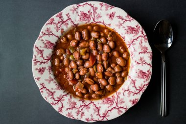 Bean Stew / Turkish Barbunya Pilaki.