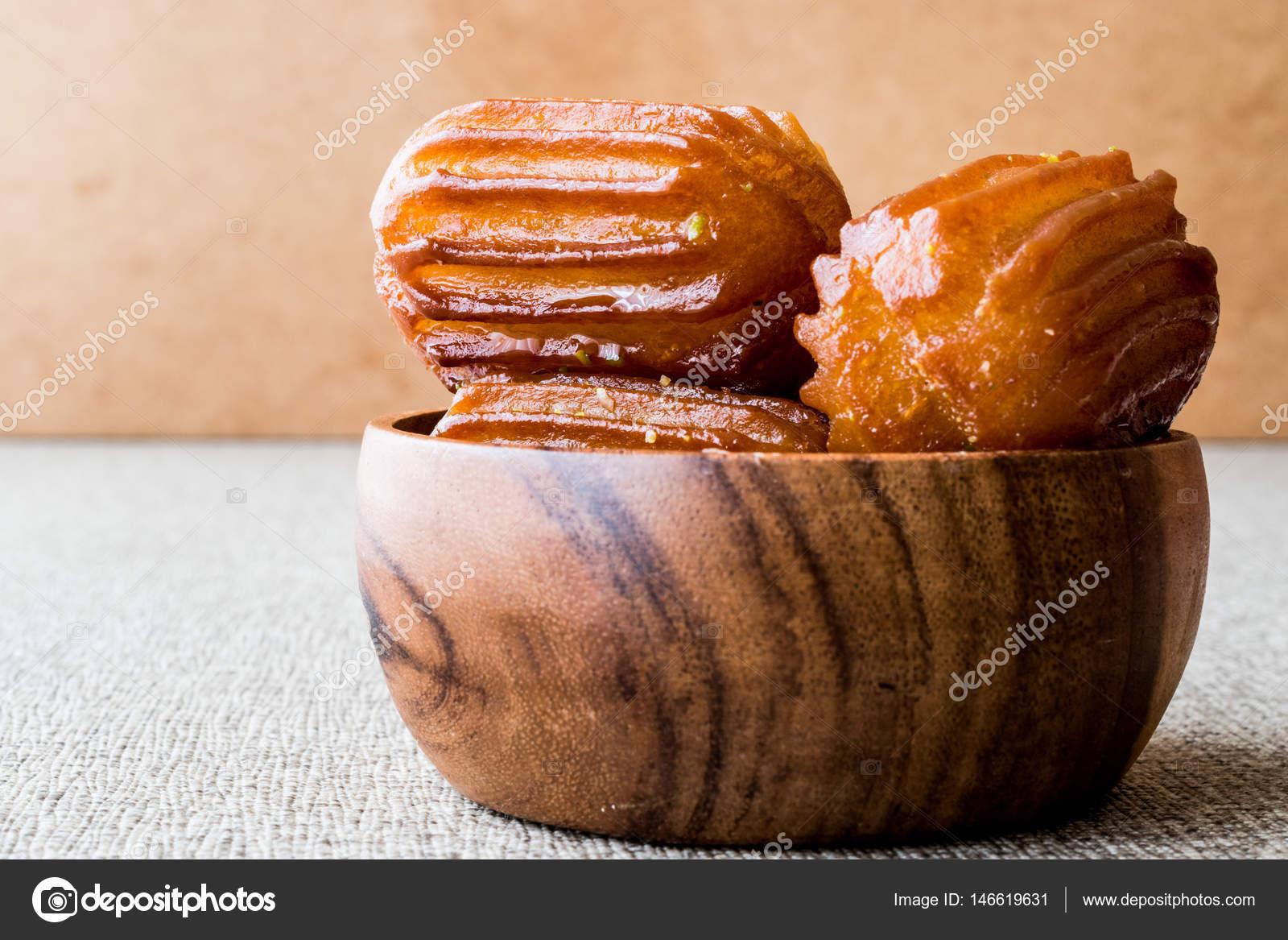 Patlıcan Tatlısı