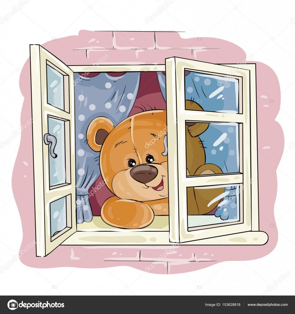 Legen Sie Vektor Clip Art Illustrationen von gelangweilt Teddybären ...