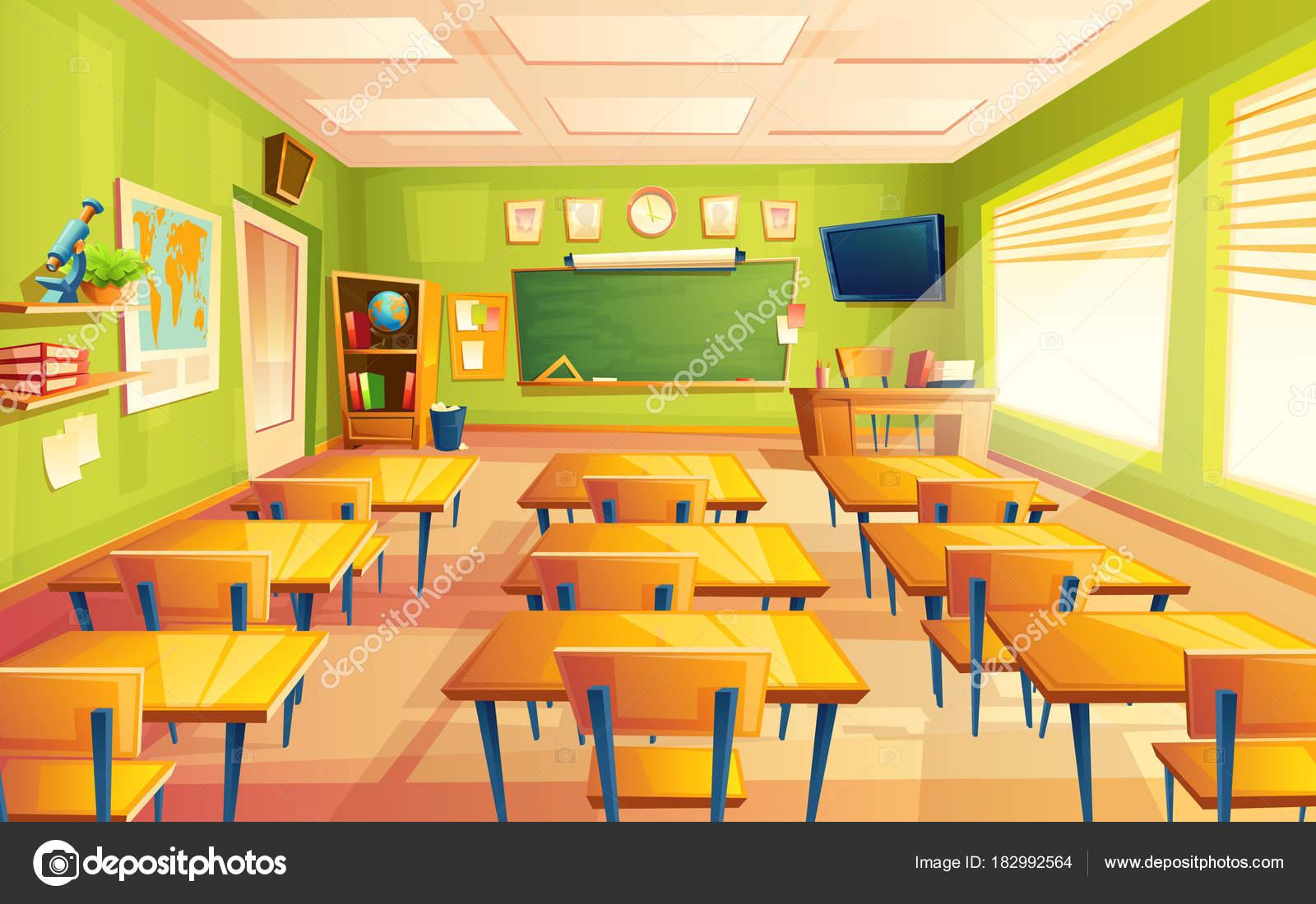 Dibujos: Animados De Un Colegio