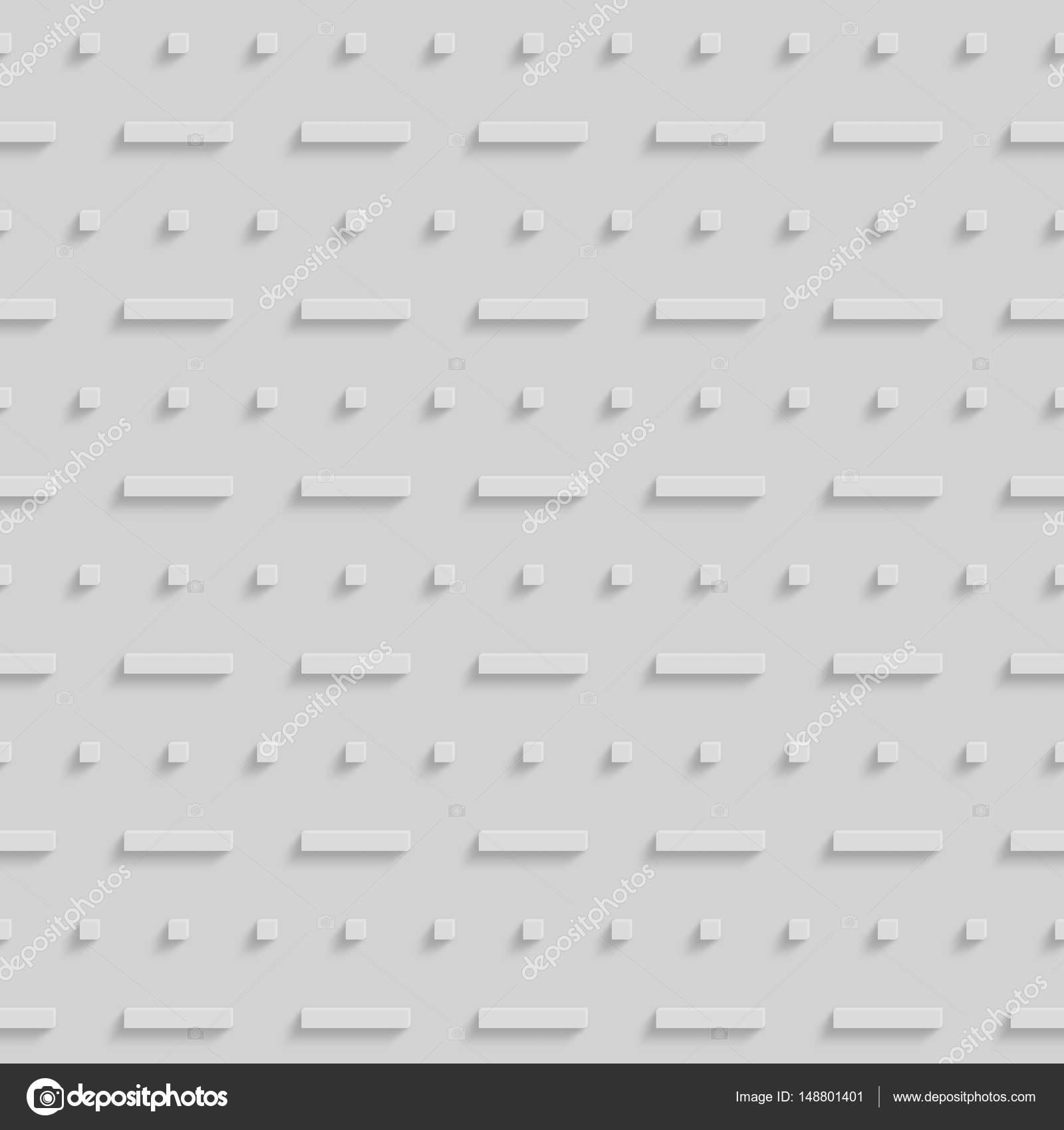 Sin costura patrones con formas biseladas. Abstracto grises ...