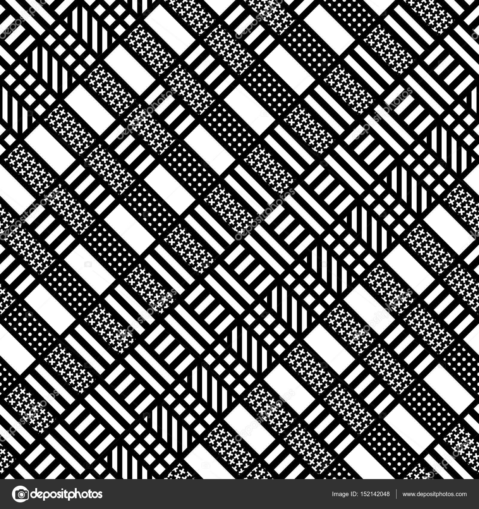 Płytki Dekoracyjne Kształty Geometryczne Monochromatyczne