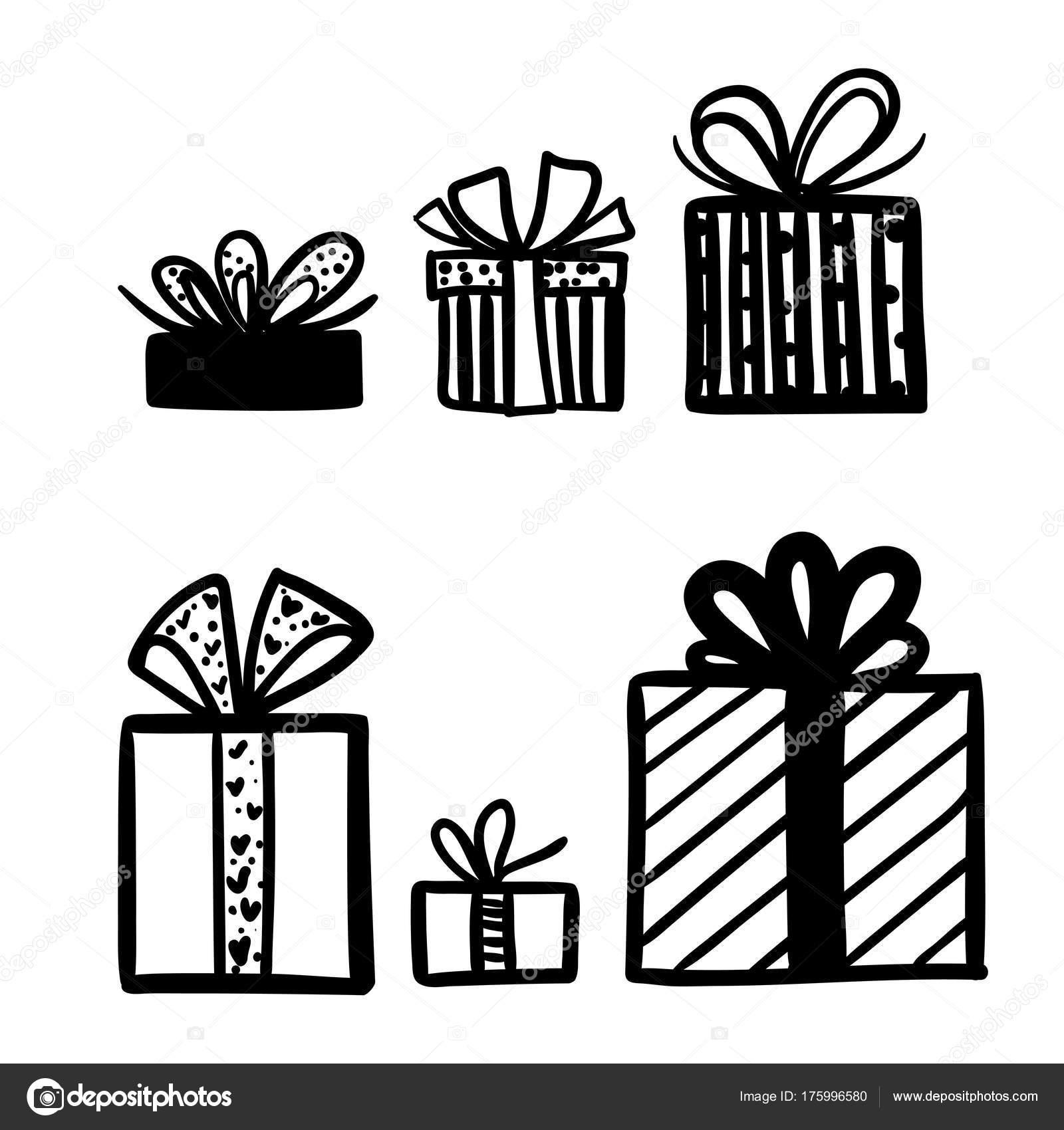 Geschenke. Weihnachten Vektor clipart — Stockvektor © anmark #175996580
