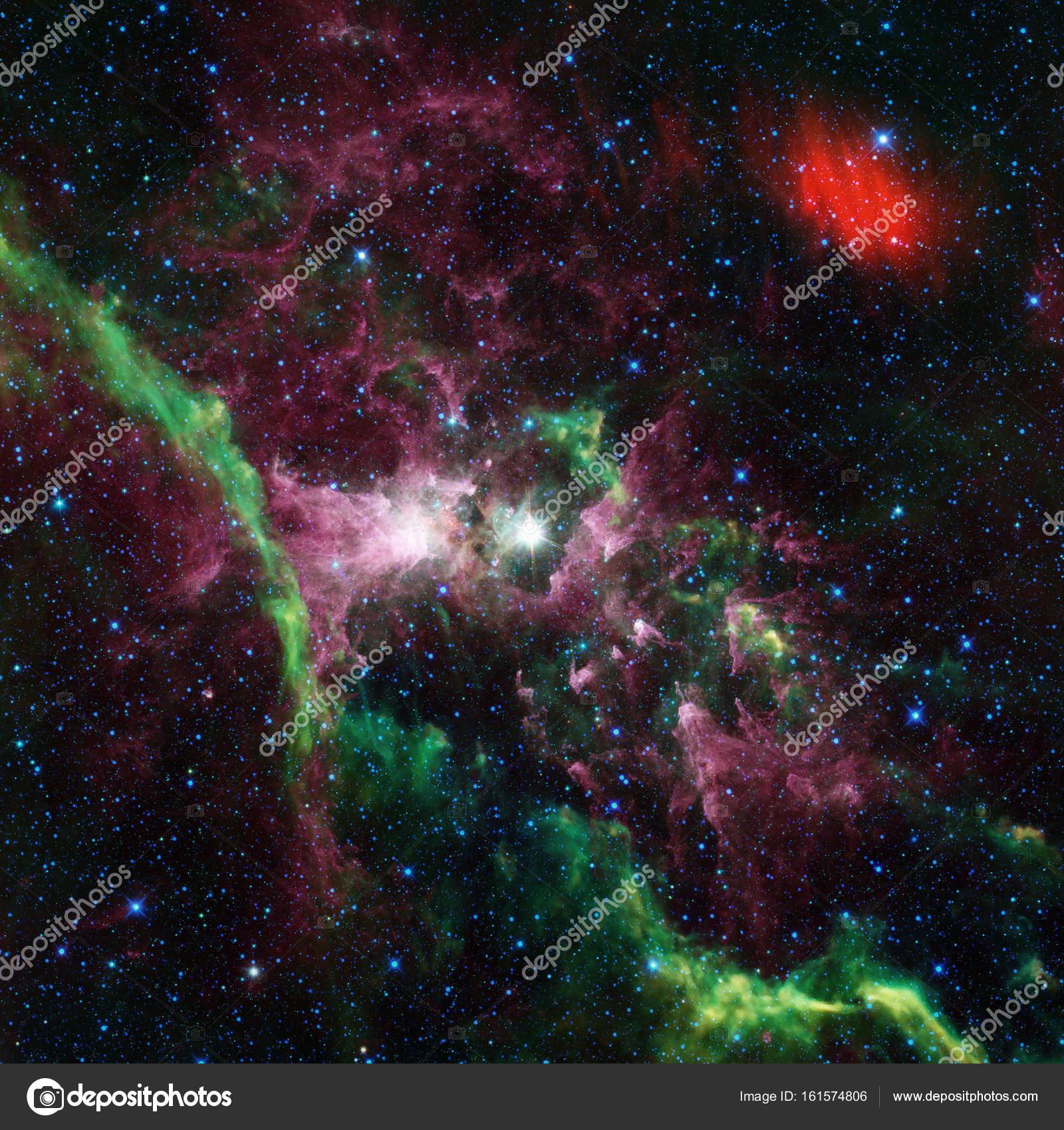 Nebula Ve Yıldızların Uzay Arka Plan Stok Foto Nasaimage 161574806