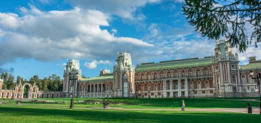 Large Palace in the palace and park ensemble Tsaritsyno