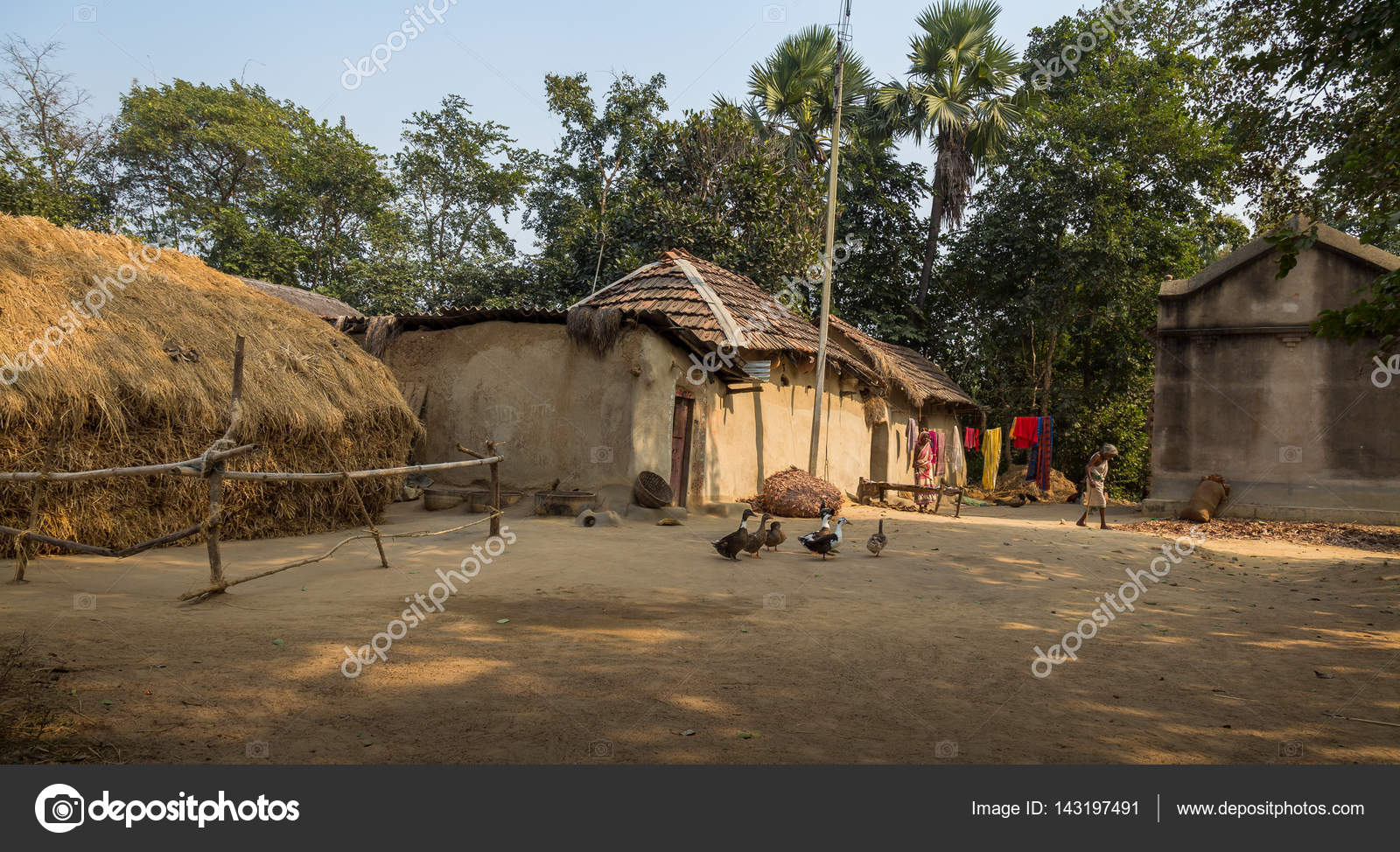 List of synonyms and antonyms of the word indian mud huts for Indian village home design