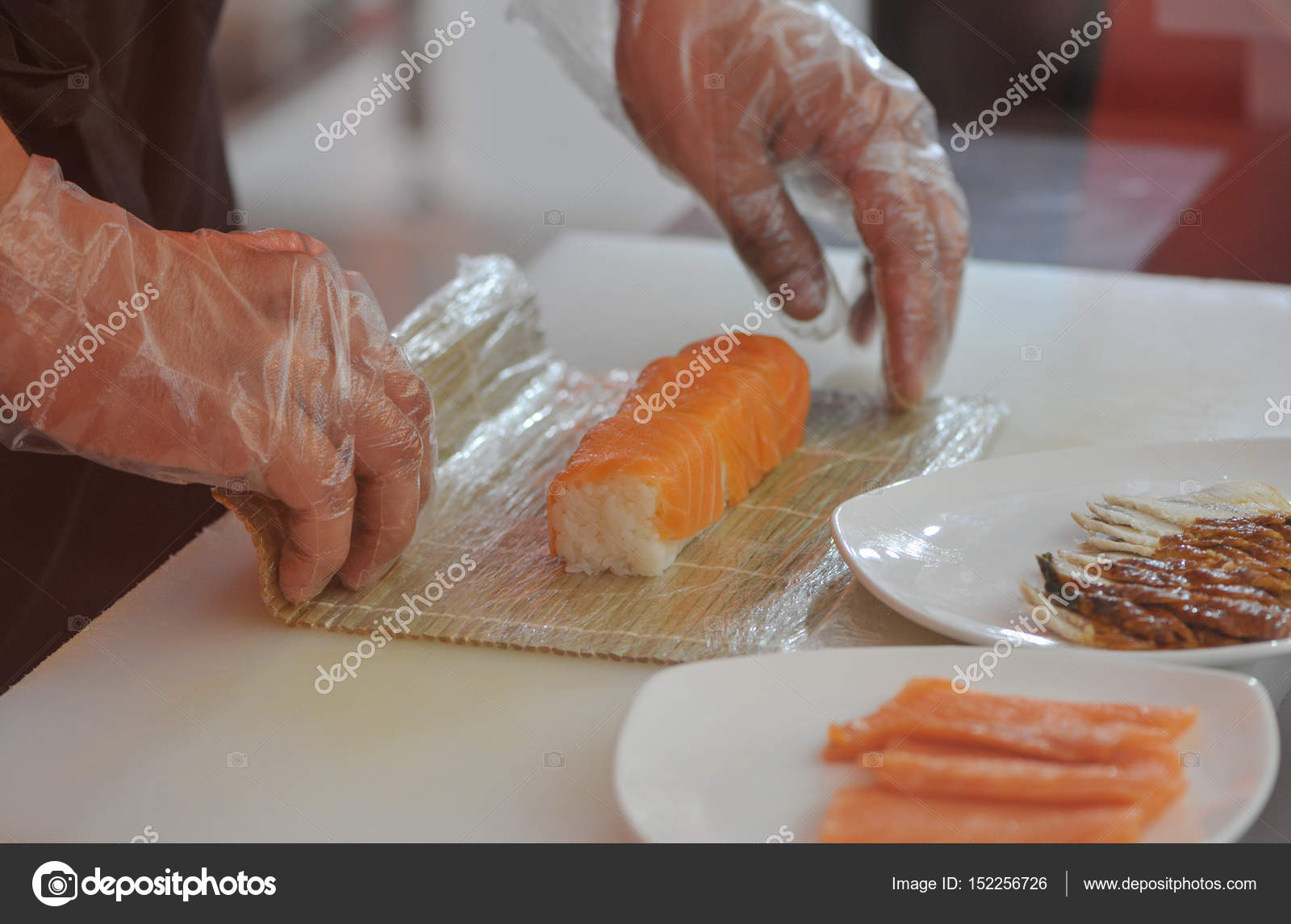 Die Küche von Fast-Food-restaurant — Stockfoto © WarlokA #152256726