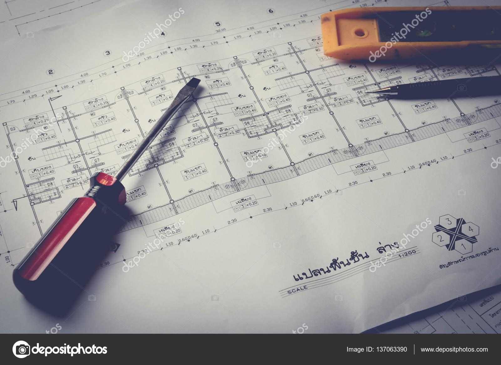 Bosquejo de proyecto de elaboracin de plan de diagrama ingeniera bosquejo de proyecto de elaboracin de plan de diagrama ingeniera papel fotos de stock malvernweather Image collections