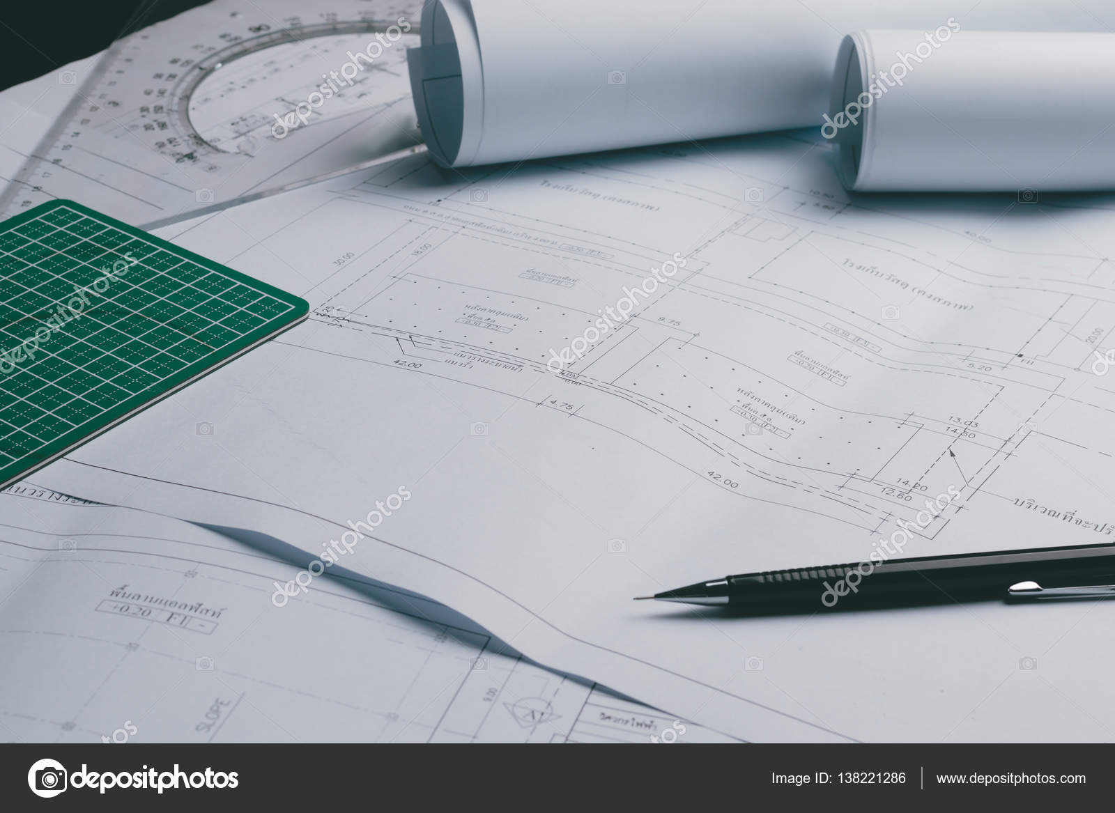 Engineering diagram blueprint paper drafting project sketch arch engineering diagram blueprint paper drafting project sketch arch stock photo malvernweather Image collections