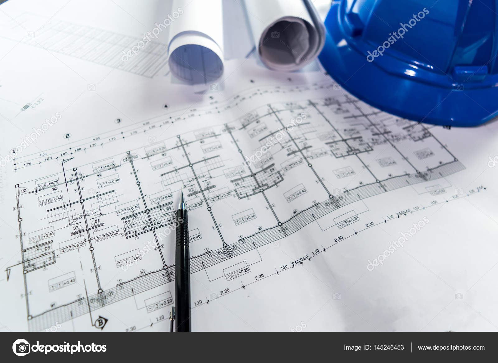 Engineering diagram blueprint paper drafting project sketch stock engineering diagram blueprint paper drafting project sketch stock photo malvernweather Choice Image