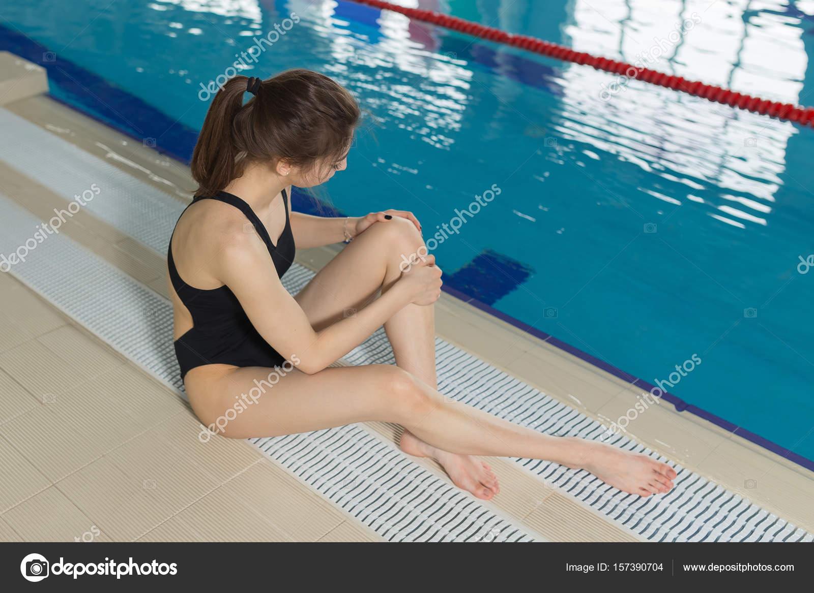 Несчастный сексуальный случай в бассейне