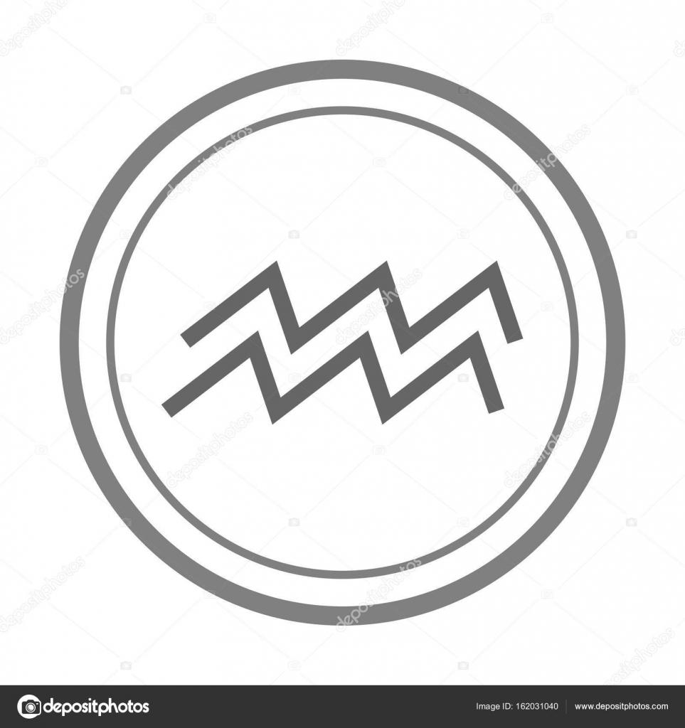 The water bearer aquarius sing star constellation vector element the water bearer aquarius sing star constellation vector element age of aquarius constellation zodiac symbol on light white background vector by asnia buycottarizona