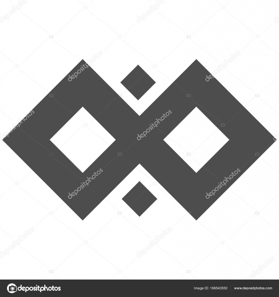 Infinity symbol loop figure 8 icon eternity logo sign in infinity symbol loop figure 8 icon eternity logo sign in original design forever biocorpaavc Gallery