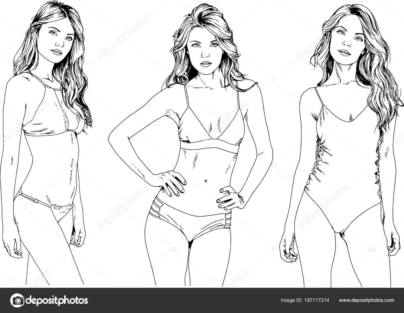 Векторные рисунки графика эротики и секса