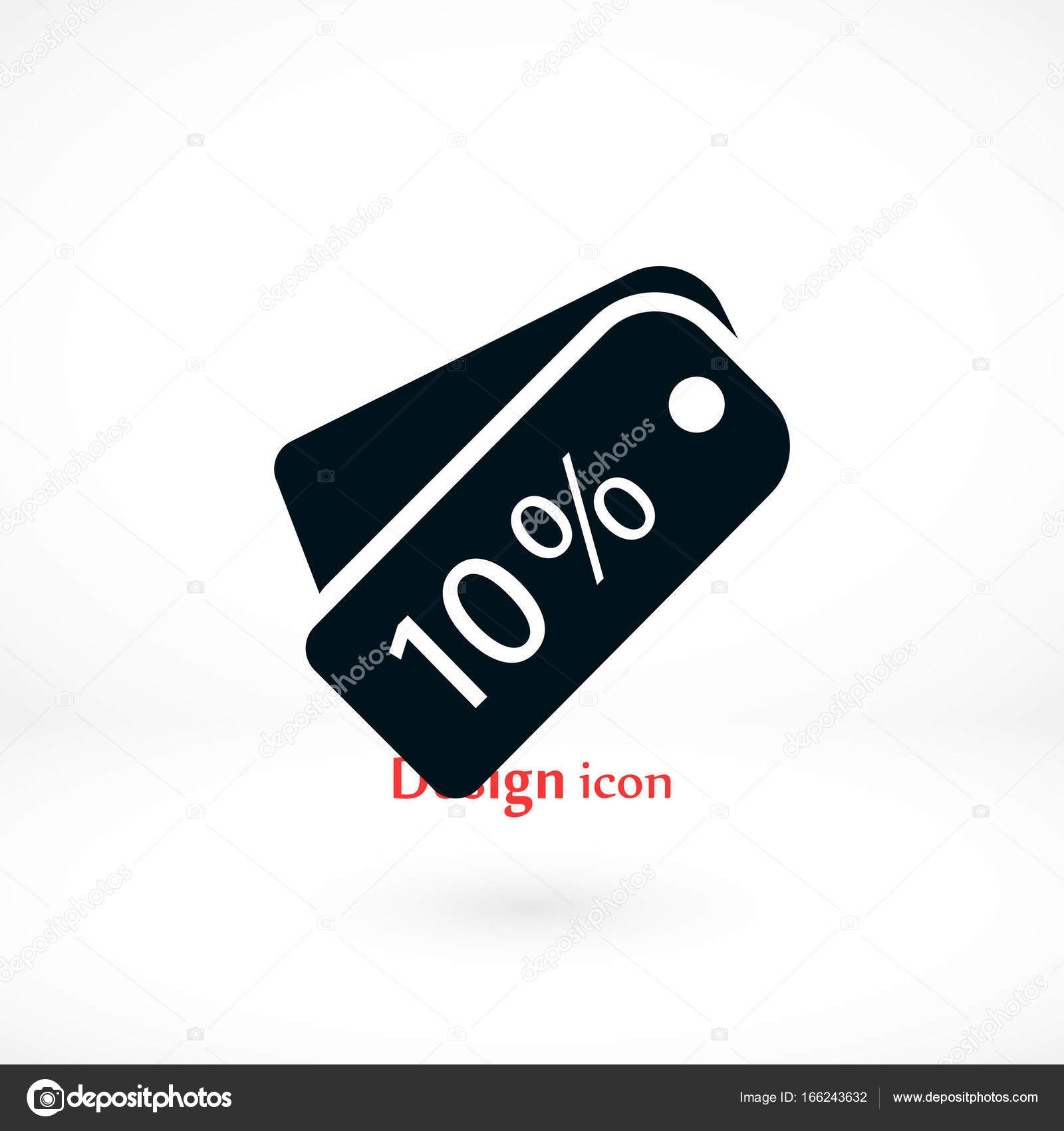 Price Tag Iconctor Stock Vector Bestvector 166243632