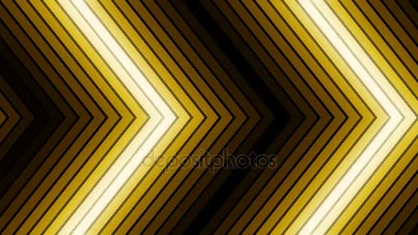 VJ gold yellow light event concert dance music videos stage party led neon tunnel background loop