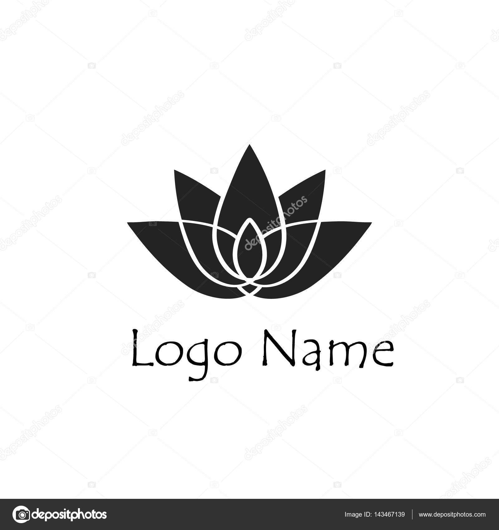 Lotus flower logo stock vector annaboro 143467139 lotus flower logo stock vector mightylinksfo