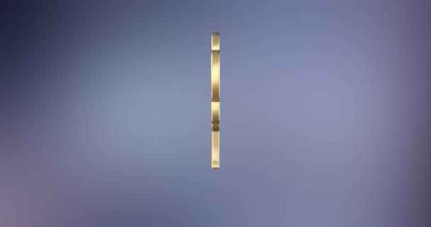 Baum Gold 3D Symbol
