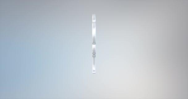 Strom bílá 3d ikonu