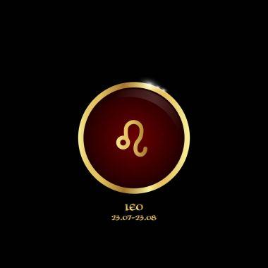 Icon zodiac sign