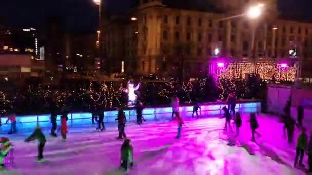 Zeitrahmen Eisbahn München