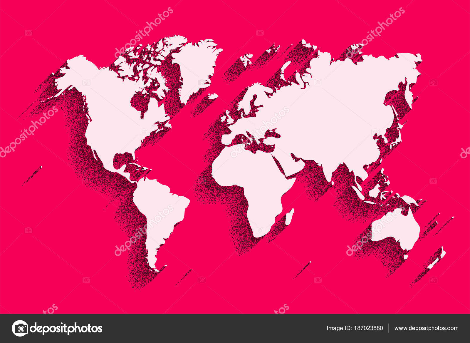World map vector color background with shadow stock vector world map vector color background with shadow stock vector gumiabroncs