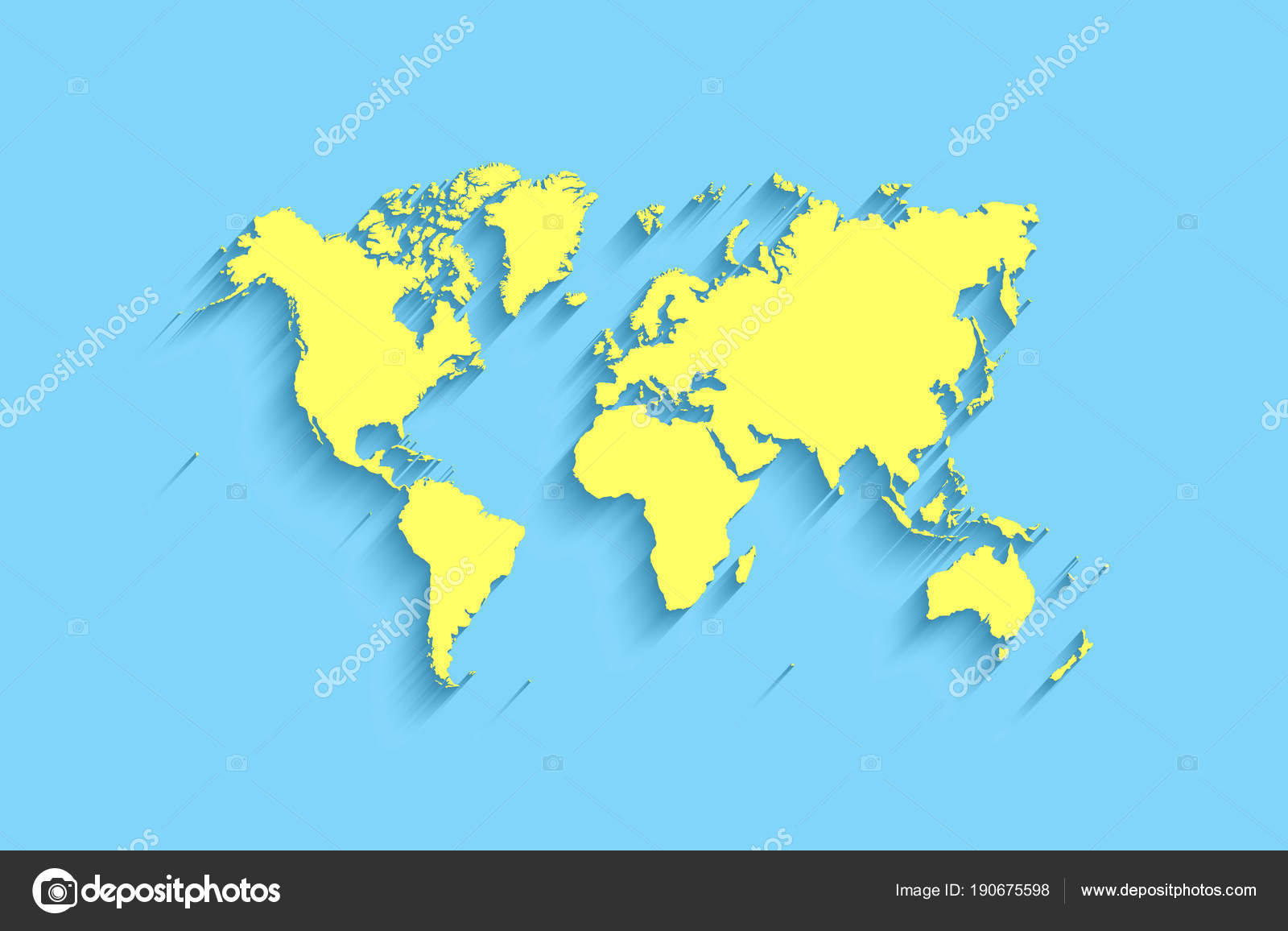 Flat world map abstract vector background for wallpaper stock flat world map abstract vector background for wallpaper stock vector gumiabroncs Images