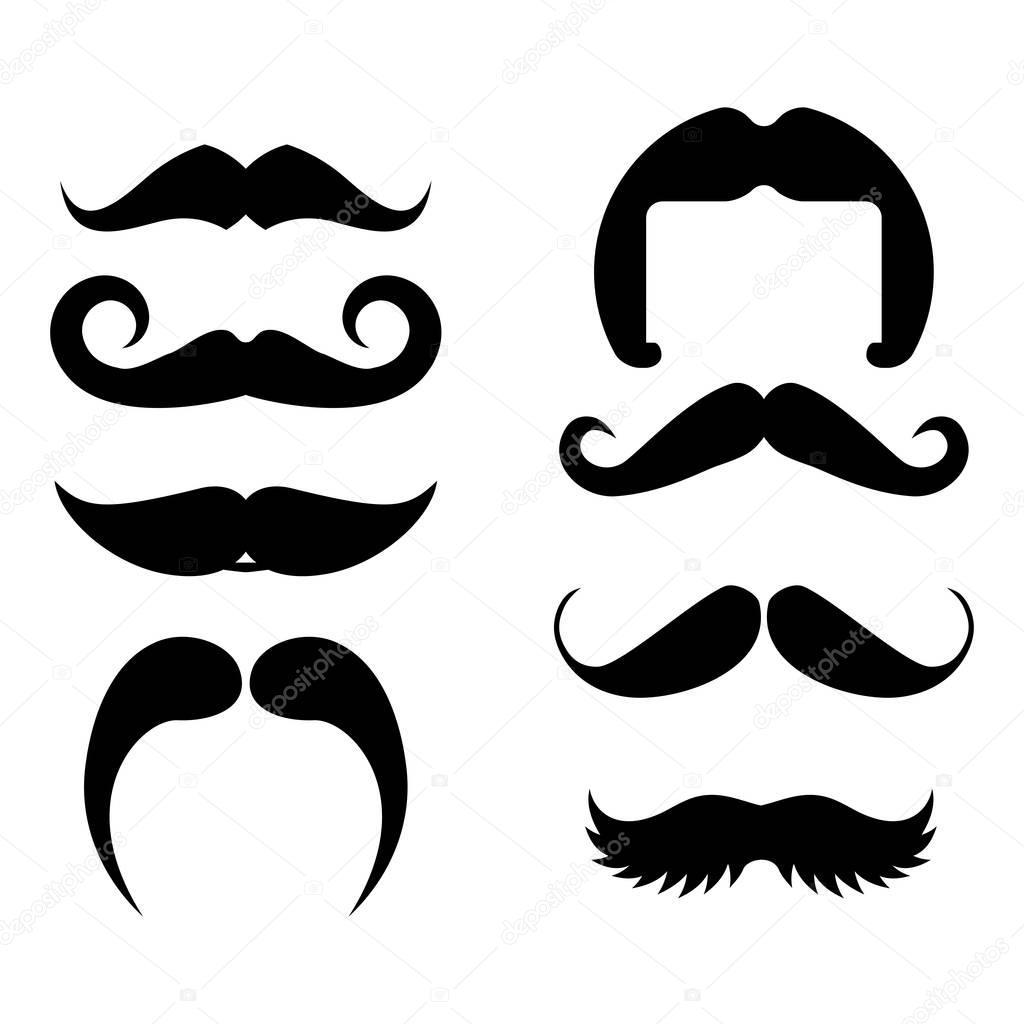 Dessin vectoriel moustache vector and clip art inspiration - Dessin de moustache ...