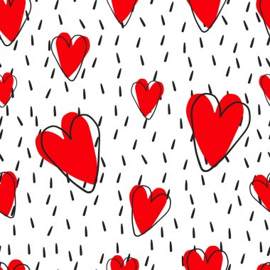 Valentines day  pattern.