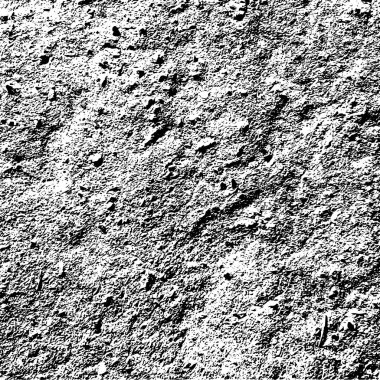 Grunge Black and White Texture