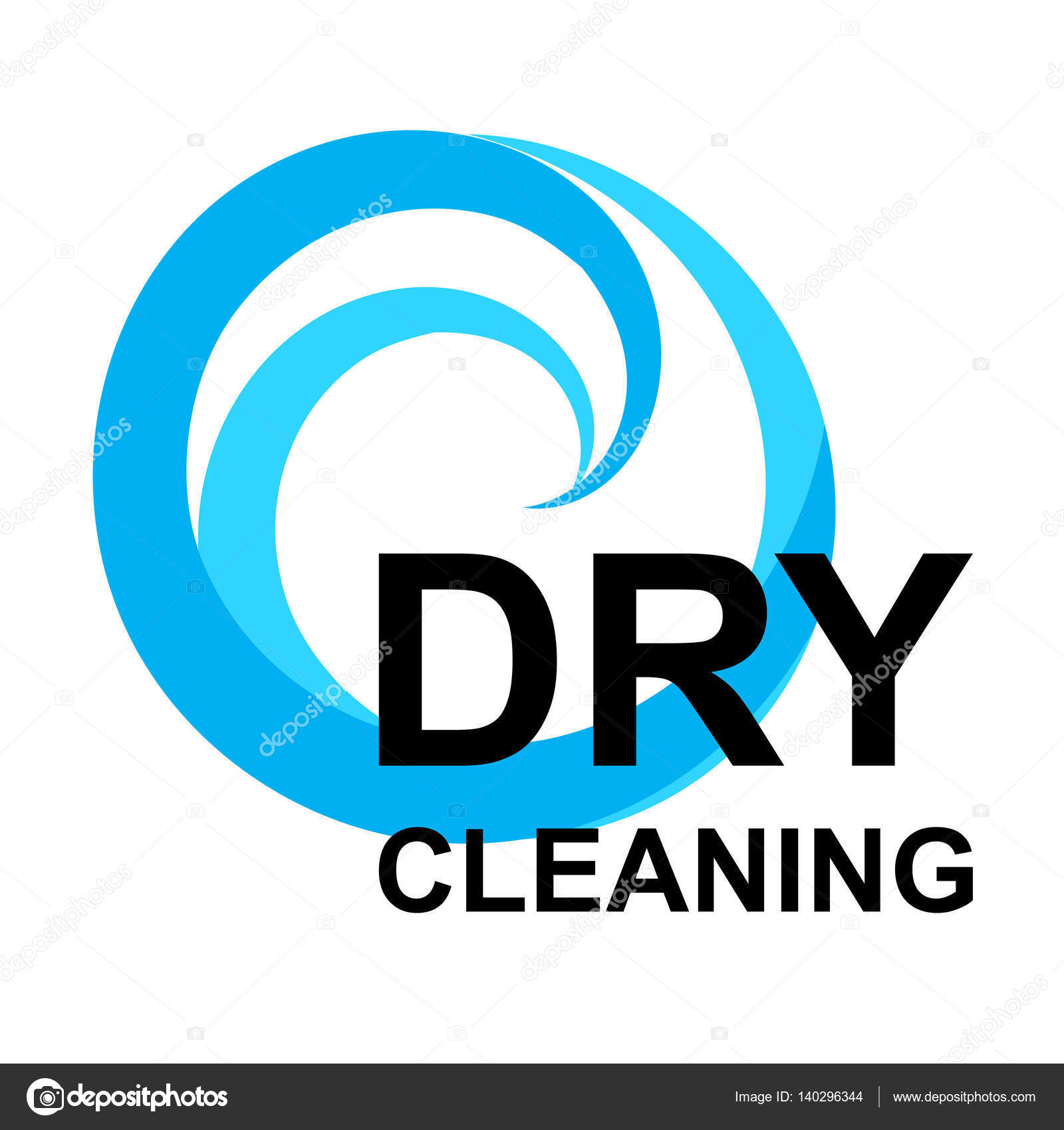 dry cleaning vector logo isolated � stock vector 169 artem