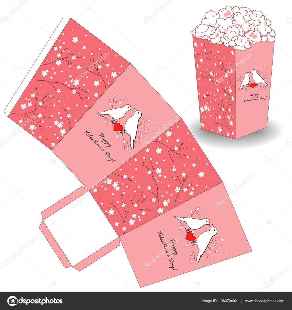 Little Muna Diy Popcron Cup Template Popcorn 6
