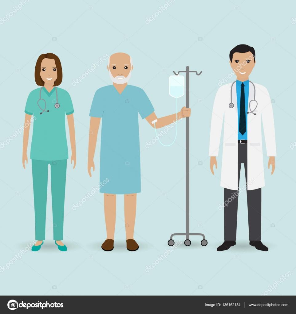Doctor dating nurse
