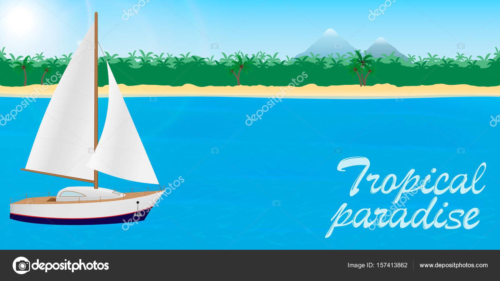 Immagini Barche A Vela Per Desktop Estate Viaggi In Paradiso