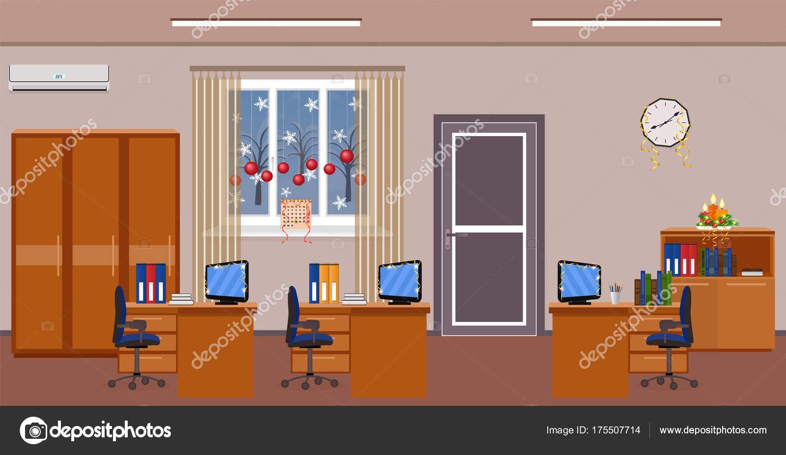 dcoration dintrieur chambre bureau de nol conception de vacances des espaces de travail