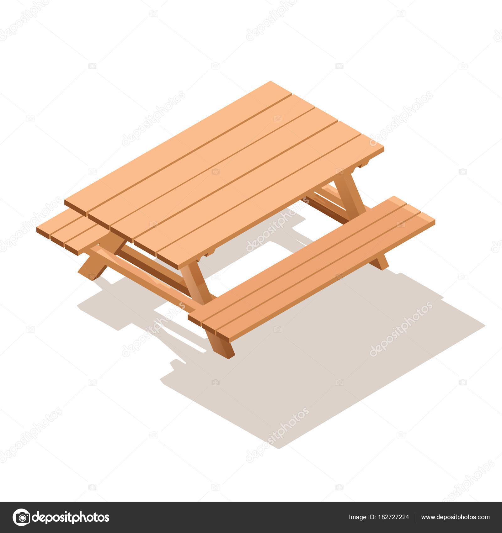 Картинка стол деревянный
