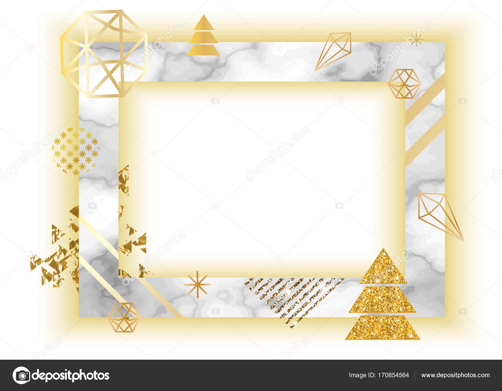 Plantilla minimalista marco de estilo geométrico escandinavo moderno ...