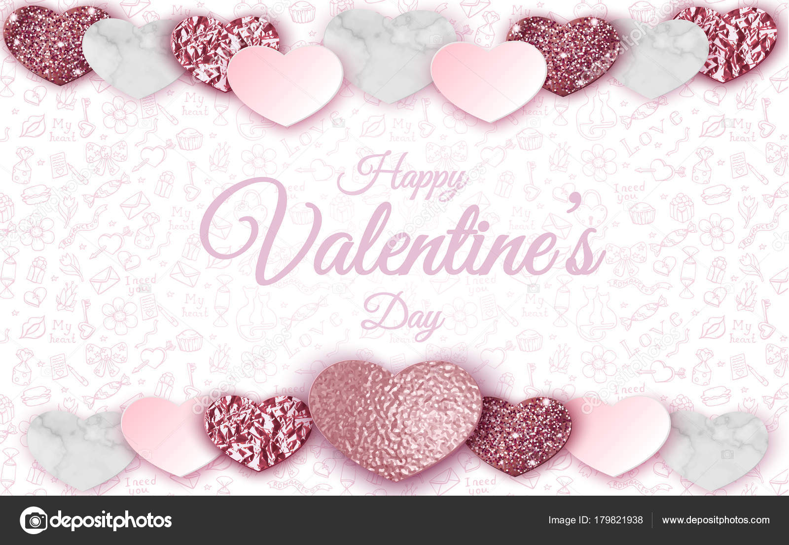Great Wallpaper Marble Heart - depositphotos_179821938-stock-illustration-geometric-valentine-day-card-marble  You Should Have_41774.jpg