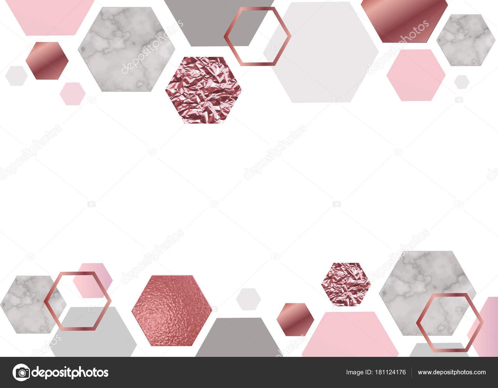 Fondo rosa m rmol en estilo geom trico minimalista moderno for De donde sacan el marmol