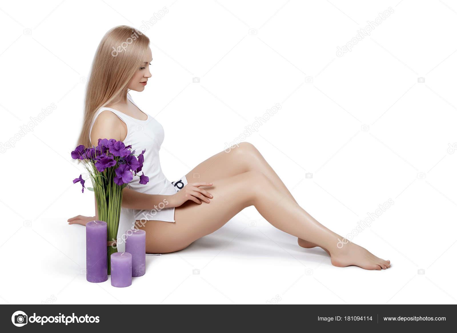 Ножки в красивом белье — img 4