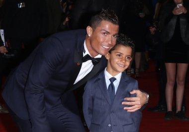 Cristiano Ronaldo Jr, Cristiano Ronaldo