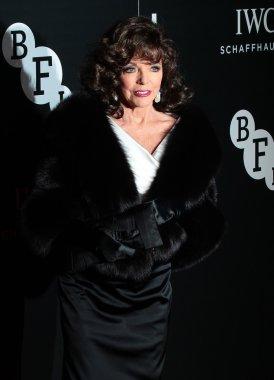 actress Dame Joan Collins