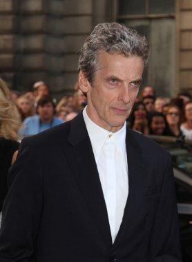 actor Peter Capaldi