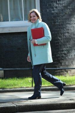 politician Amber Rudd