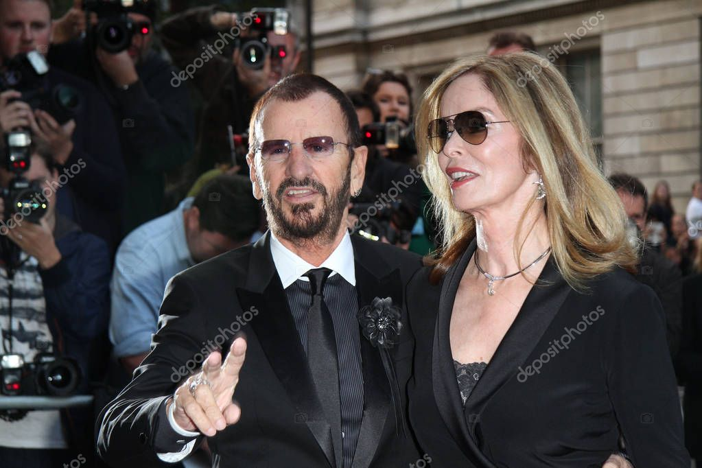 Barbara Bach Ringo Starr