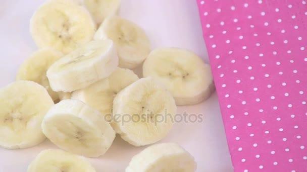 čerstvý banán ovoce
