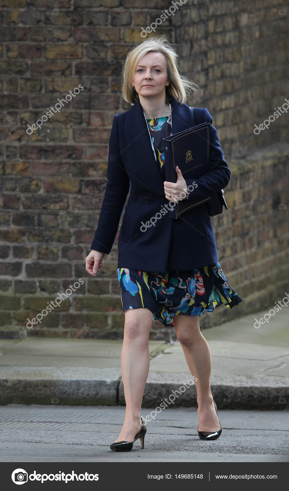 Liz Truss Lord Chancellor – Stock Editorial Photo ...