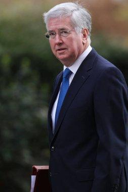 Defence Secretary Michael Fallon