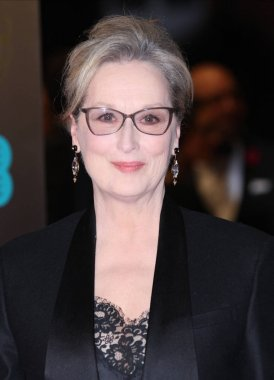 Actress Meryl Streep